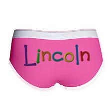 Lincoln Play Clay Women's Boy Brief