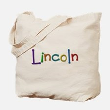 Lincoln Play Clay Tote Bag