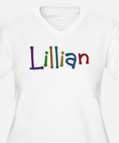 Lillian Play Clay Plus Size T-Shirt