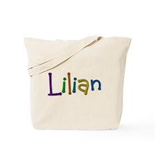 Lilian Play Clay Tote Bag