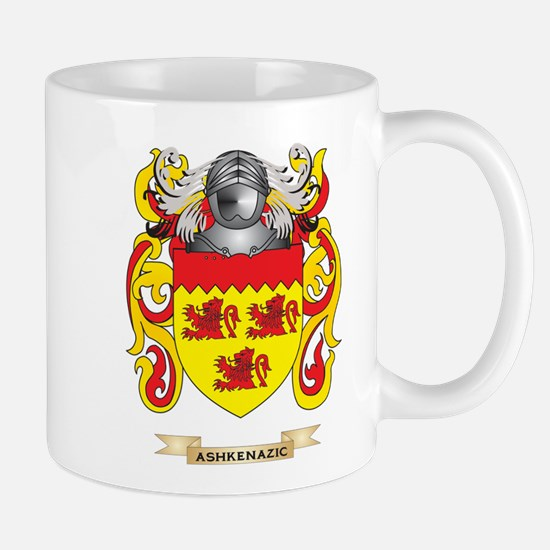Ashkenazic Coat of Arms Mug