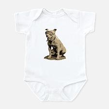 Vintage Pit Bull Infant Bodysuit