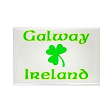 Galway, Ireland Rectangle Magnet