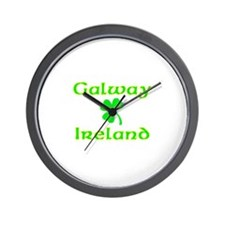 Galway, Ireland Wall Clock