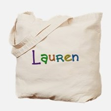 Lauren Play Clay Tote Bag