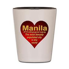 Manila Shot Glass