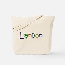 Landon Play Clay Tote Bag