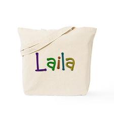 Laila Play Clay Tote Bag