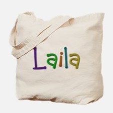 Laila Play Clay Tote Bag