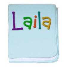 Laila Play Clay baby blanket