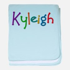 Kyleigh Play Clay baby blanket