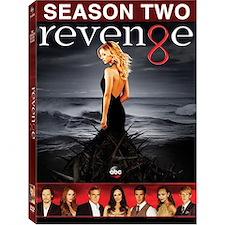 Revenge The Complete Season 2 DVD