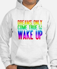 Dreams Come True (rainbow) Jumper Hoody