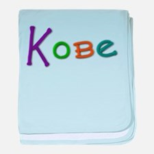 Kobe Play Clay baby blanket