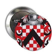 "Athey Coat of Arms 2.25"" Button"