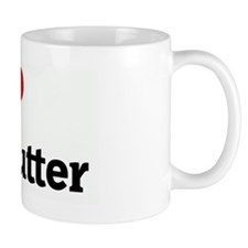 I Love Duck Butter Mug