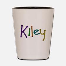 Kiley Play Clay Shot Glass