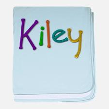 Kiley Play Clay baby blanket