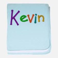 Kevin Play Clay baby blanket