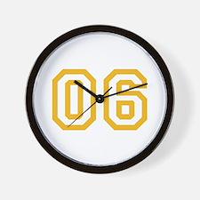ONENINE06 Wall Clock