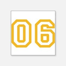 "ONENINE06 Square Sticker 3"" x 3"""
