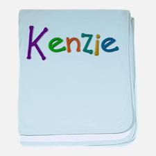Kenzie Play Clay baby blanket