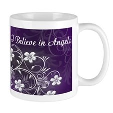 Believe In Angels Mug