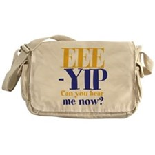 EEE-YIP Messenger Bag