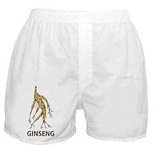 Chinese Medicine Ginseng Boxer Shorts