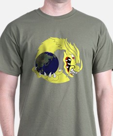 Dragon & the World T-Shirt