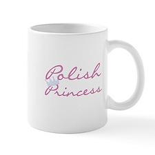 Polish Princess Small Mug