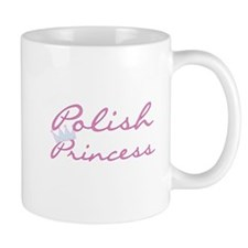 Polish Princess Small Mug