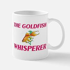 The Goldfish Whisperer Mugs