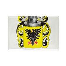 Auger Coat of Arms Rectangle Magnet