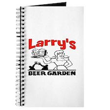 LARRY'S BEER GARDEN Journal