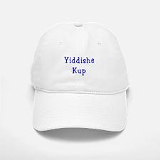Yiddishe Kup Baseball Baseball Cap