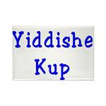 Yiddishe Kup Rectangle Magnet
