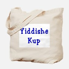 Yiddishe Kup Tote Bag
