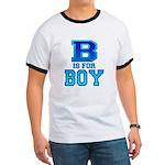 B is for Boy Ringer T