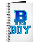 B is for Boy Journal