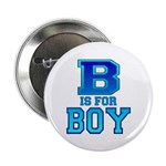 B is for Boy Button