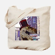 Dino Rockafellow Tote Bag