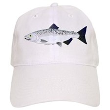 Chinook King Salmon Sea c Baseball Baseball Baseball Cap