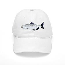 Chinook King Salmon Sea c Baseball Baseball Cap