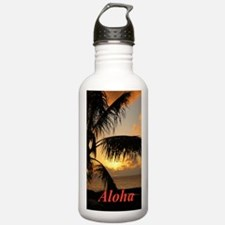 Sunset North Shore Water Bottle