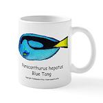 Blue Tang Mug
