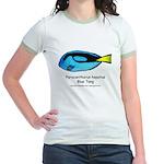 Blue Tang Jr. Ringer T-Shirt