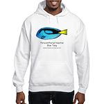 Blue Tang Hooded Sweatshirt