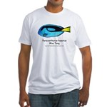 Blue Tang Fitted T-Shirt