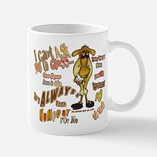 Censored Hump Day Camel Mug